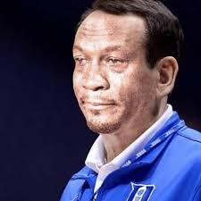 Jordan Face Coach K