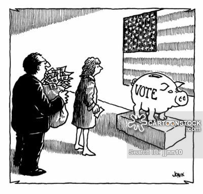 Voting With Money